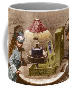 Reynauds Praxinoscope For The Home, 1883 Coffee Mug