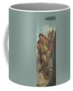 Rinaldo Turning In Shame From The Magic Shield Coffee Mug