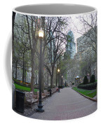 Rittenhouse Square In The Morning Coffee Mug