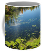 River Water Pollution Coffee Mug