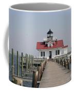 Roanoke Marshes Lighthouse Coffee Mug