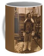 Robert Edwin Peary, American Explorer Coffee Mug