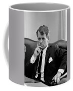 Robert Kennedy  Coffee Mug by War Is Hell Store