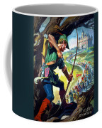 Robin Hood Coffee Mug by James Edwin McConnell
