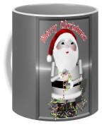 Robo-x9 Wishes A Merry Christmas Coffee Mug