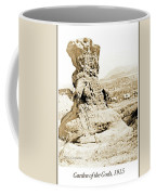 Rock Formation, Garden Of The Gods, 1915, Vintage Photograph Coffee Mug