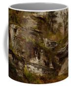 Rocky Cliff Coffee Mug