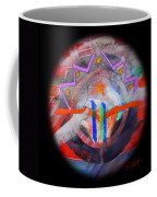 Rocky Mountain Pass Coffee Mug