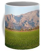 Romaine Lettuce Coffee Mug