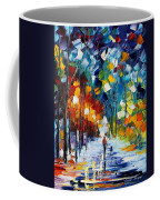 Romantic Winter Coffee Mug