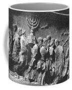 Rome: Arch Of Titus Coffee Mug