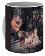 Romulus And Remus Coffee Mug