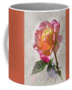 Rosa, 'glowing Peace' Coffee Mug