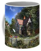 Roses House Coffee Mug