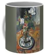 Roses In A Vase Coffee Mug