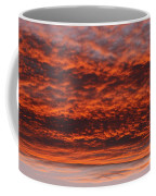 Rosy Sky Coffee Mug by Michal Boubin
