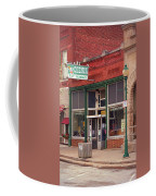 Route 66 - Chenoa Pharmacy Coffee Mug