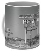 Route 66 - New Mexico Whiting Brothers Gas Coffee Mug