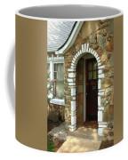 Route 66 - Wagon Wheel Motel Coffee Mug