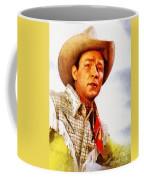 Roy Rogers, Vintage Western Legend Coffee Mug