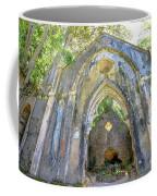 Ruins Of Chapel Sintra Coffee Mug