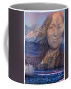 Running Deer  Coffee Mug