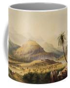 Rural Indian Landscape Coffee Mug