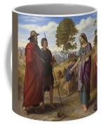 Ruth In Boazs Field Coffee Mug