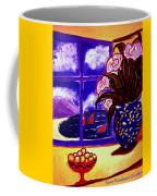 Sailing By Coffee Mug