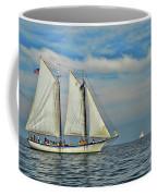 Sailing The Open Seas Coffee Mug