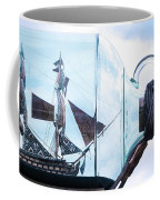 Sailing Within The Bottle Coffee Mug