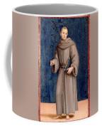 Saint Anthony Of Padua Coffee Mug