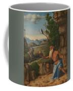 Saint Jerome In A Landscape Coffee Mug