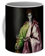 Saint John The Evangelist Coffee Mug