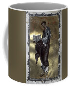 Saint Luke Coffee Mug