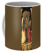 Saints Peter And Jerome Coffee Mug