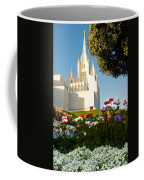 San Diego Flowers Coffee Mug