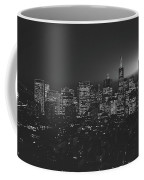 San Francisco At Sunset Coffee Mug