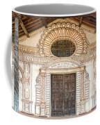 San Javier Church Facade Coffee Mug