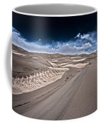 Sand Dunes Of Colorado Coffee Mug