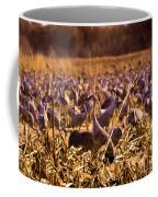 Sandhills In The Corn Coffee Mug