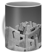 Santa Fe - Adobe Building Coffee Mug