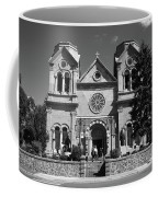 Santa Fe - Basilica Of St. Francis Of Assisi Coffee Mug