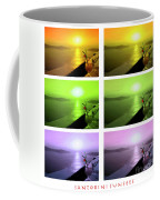 Santorini Sunsets Coffee Mug