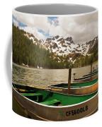Sardine Lake Coffee Mug