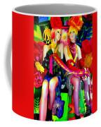 Sassy Sisters Coffee Mug