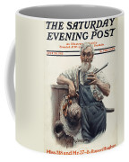 Saturday Evening Post Coffee Mug
