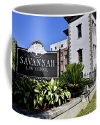 Savannah Law School Coffee Mug