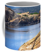 Scenic Willow Lake  Coffee Mug