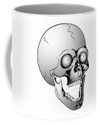 Screaming Skull Coffee Mug